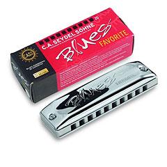 C.A. Seydel Söhne Blues Favorite C « Richter-harmonica