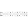 Richter-harmonica C.A. Seydel Söhne Blues Favorite G