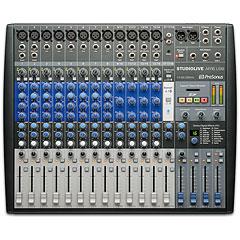 Presonus StudioLive AR16 USB « Console analogique