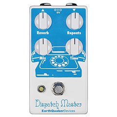 EarthQuaker Devices Dispatch Master V2 « Pedal guitarra eléctrica