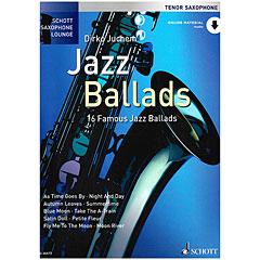 Schott Saxophone Lounge - Jazz Ballads Tenor Sax « Notenbuch
