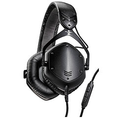 V-Moda Crossfade LP2 Gunmetal « Casque
