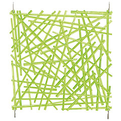 Europalms Room Divider Rod green 4x « Decoration