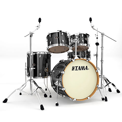 Tama Silverstar 20  Brushed Charcoal Black