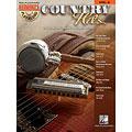 Συλλογές μουσικής Hal Leonard Harmonica Play-Along Vol.6 - Country Hits
