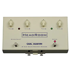 Carl Martin Headroom Reverb « Effectpedaal Gitaar