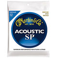 Cuerdas guitarra acúst. Martin Guitars MSP 3200
