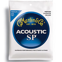 Martin Guitars MSP 4200 « Western & Resonator Guitar Strings