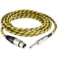 Kabel mikrofonowy AudioTeknik Harpers Cable Vintage