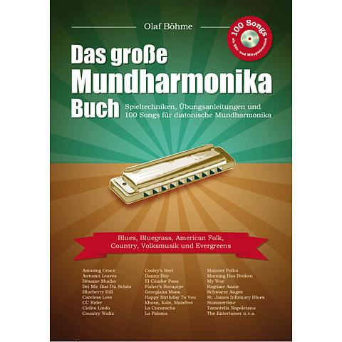 Olaf Böhme Verlag Das große Mundharmonika Buch