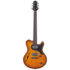 Nik Huber Surfmeister Maple Top Faded Sunburst « Electric Guitar