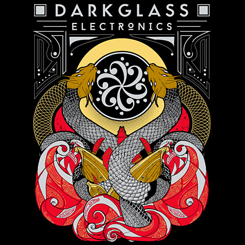 Darkglass Hydra Tee (M)