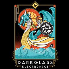Darkglass NorsemanTee (M) « T-Shirt