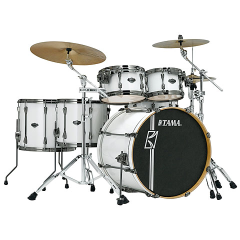 Tama Superstar 22  Sugar White