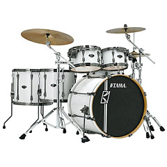 "Tama Superstar 22"" Sugar White « Batterie acoustique"