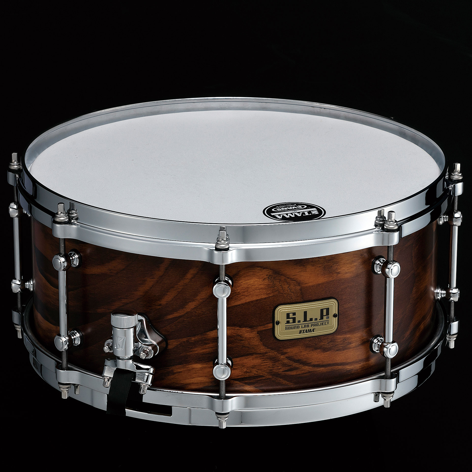 tama s l p 14 x 6 fat spruce snare snare drum. Black Bedroom Furniture Sets. Home Design Ideas