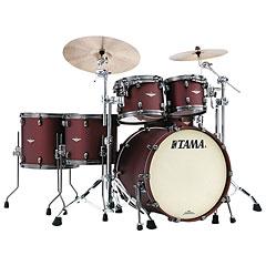 "Tama Starclassic Bubinga 22"" Flat Burgundy Metallic « Drumstel"