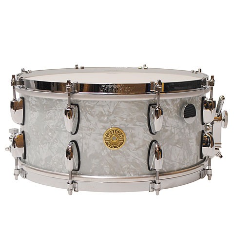 "Snare Drum Gretsch Drums Broadkaster 14"" x 6,5"" Paul Coopers 1962 Remake Limited Edition"