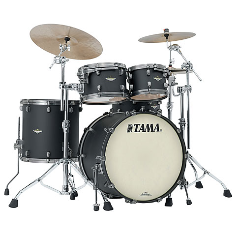 "Tama Starclassic Maple 22"" Flat Black"