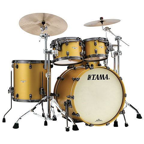 Tama Starclassic Maple 22  Satin Aztec Gold Metallic
