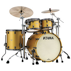 "Tama Starclassic Maple 22"" Satin Aztec Gold Metallic « Drum Kit"