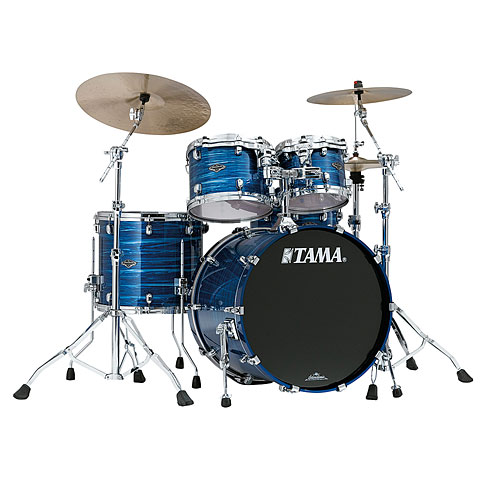 Tama Starclassic Performer 22  Lacquer Ocean Blue Ripple