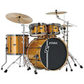 "Tama Superstar Custom 22"" Golden Yellow Met « Schlagzeug"