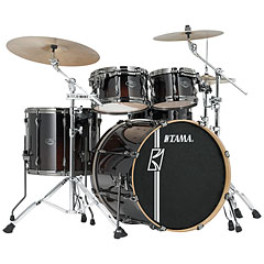 "Tama Superstar Custom Hyper Drive 22"" Dark Mocha Fade « Batterie acoustique"