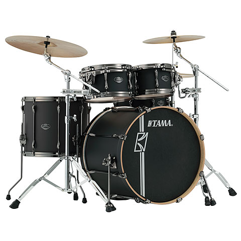 "Drumstel Tama Superstar Custom 22"" Flat Black"