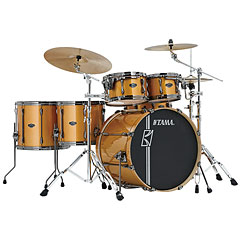 "Tama Superstar Custom 22"" Golden Yellow Met « Batterie acoustique"