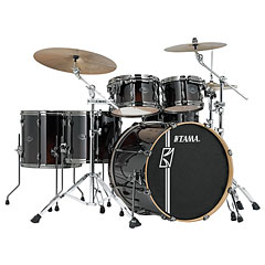 "Tama Superstar Custom 22"" Dark Mocha Fade « Batterie acoustique"