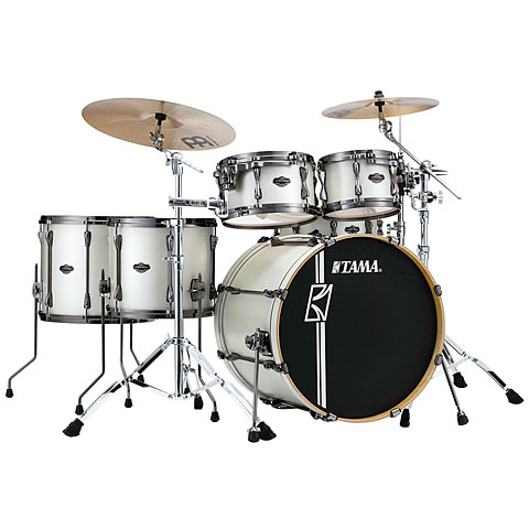 Tama Superstar Custom 22  Satin Arctic Pear