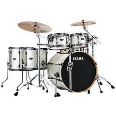 "Tama Superstar Custom 22"" Satin Arctic Pear « Batería"
