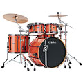 "Tama Superstar 22"" Bright Orange Sparkle  «  Batería"