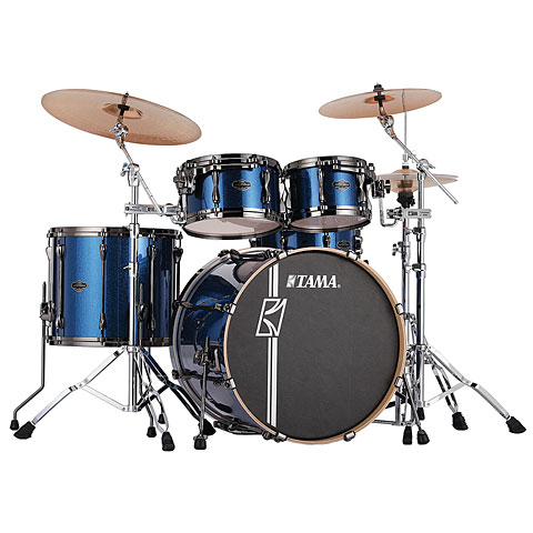 Tama Superstar 22  Indigo Sparkle