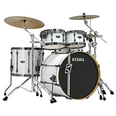 "Tama Superstar 22""Sugar White « Schlagzeug"