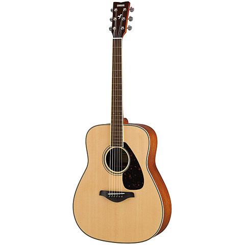 Westerngitarre Lefthand Yamaha FG820 NT