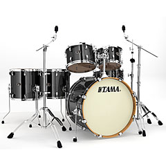 "Tama Silverstar 22"" Brushed Charcoal Black « Εργαλεοθήκη ντραμ"