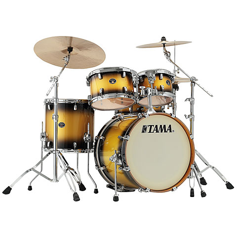 Tama Silverstar 20  Vintage Gold Duco