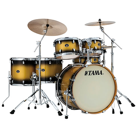 Tama Silverstar 22  Vintage Gold Duco