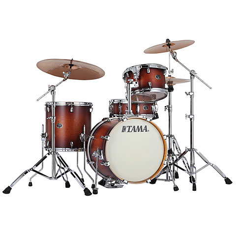 Tama Silverstar 18  Antique Brown Burst