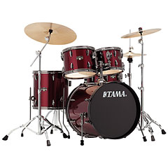 "Tama Imperialstar 20"" Vintage Red « Drum Kit"