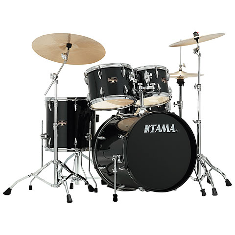 "Tama Imperialstar 20"" Hairline Black"