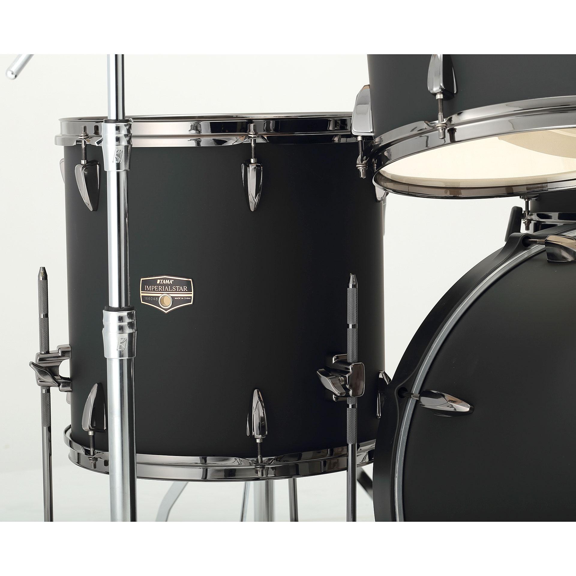 black tama drum set - photo #33