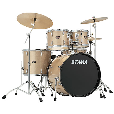 Tama Imperialstar 22  Champagne Mist