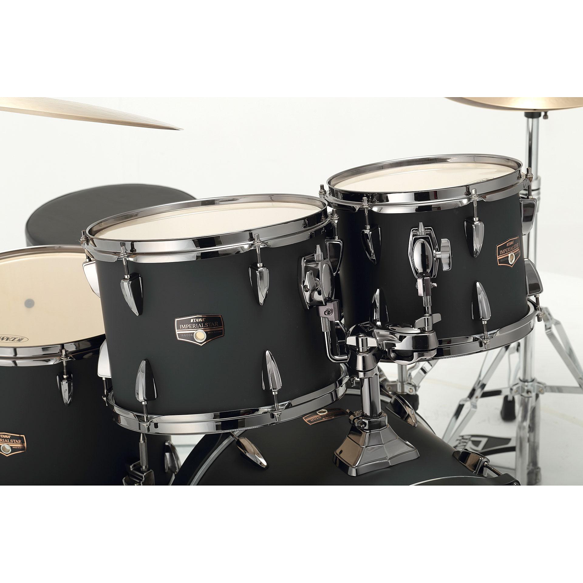 black tama drum set - photo #22