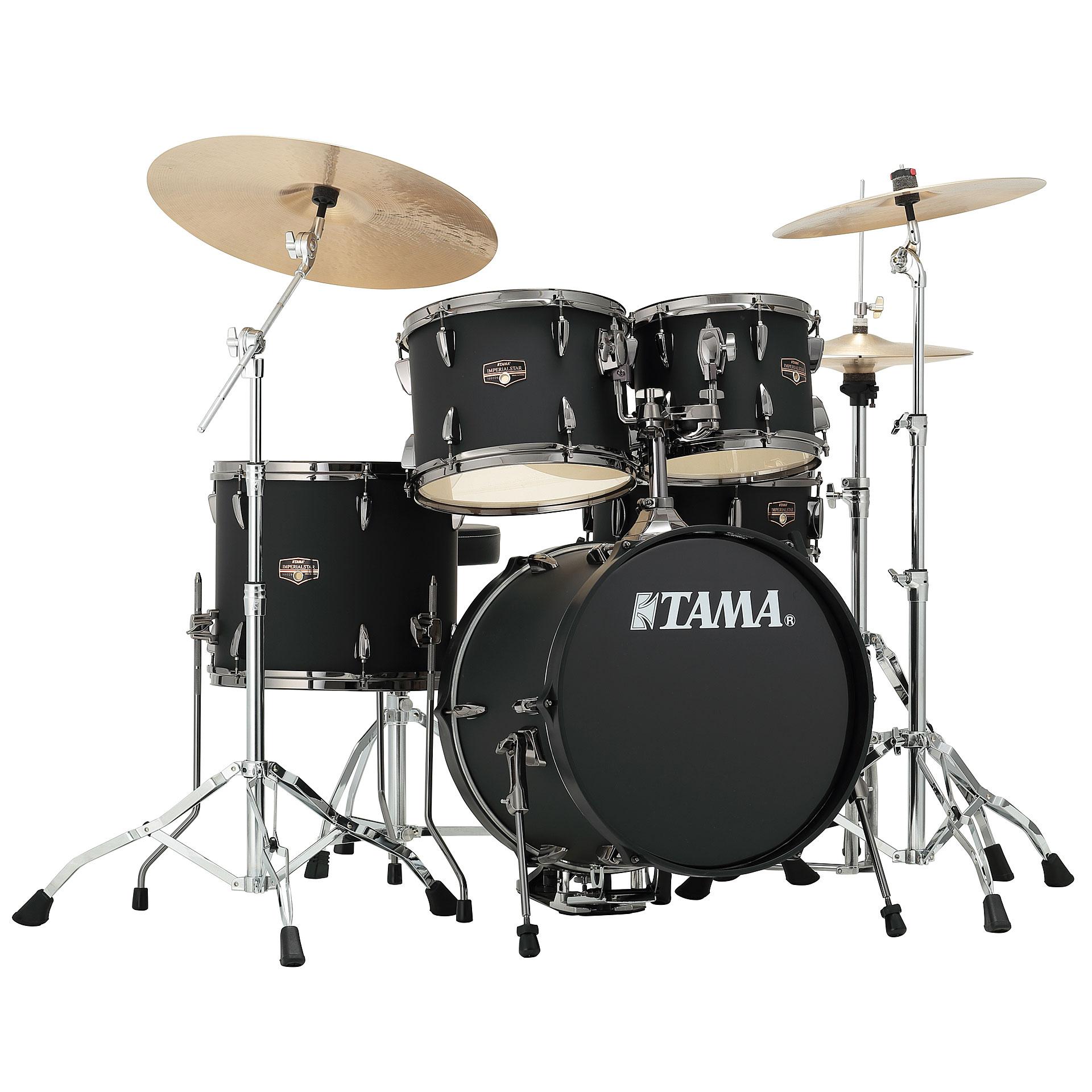 black tama drum set - photo #24