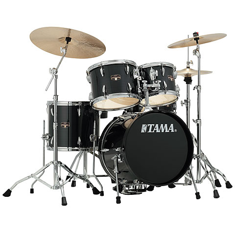 Tama Imperialstar 18  Hairline Black