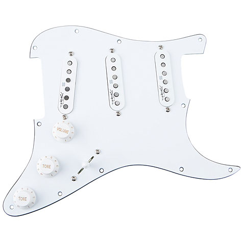 Seymour Duncan Jimi Hendrix Signature Loaded Pickguard Std