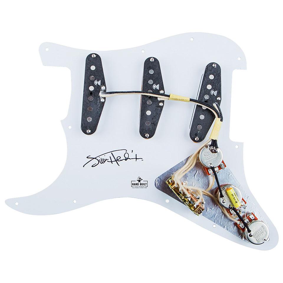 Seymour Duncan Jimi Hendrix Signature Loaded Pickguard Voodoo ...